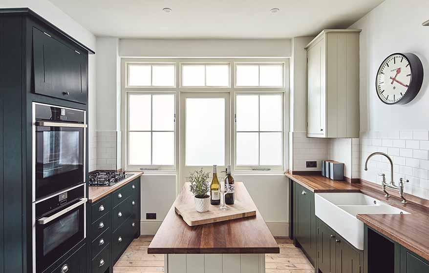 Interior-house-renovation kitchen